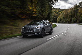 DS 3 Crossback E-Tense: Rationele EV #1