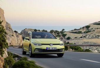 Volkswagen Golf 8 : indémodable #1