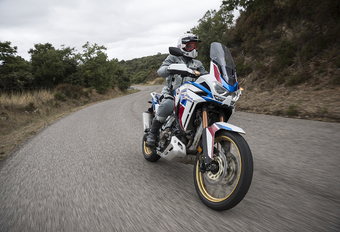 Honda CRF1100L Africa Twin Adventure Sports #1