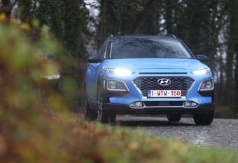 Hyundai Kona Hybrid : De gulden middenweg? #1