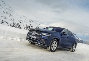 Mercedes GLE Coupé : Bultrug #1