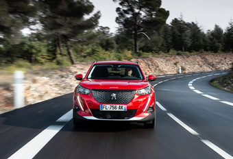 Peugeot 2008 : Plein d'assurance #1