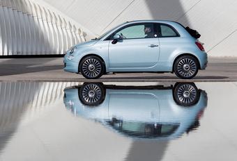 Fiat 500C Hybrid (2020) #1
