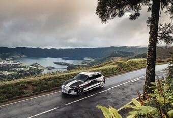 Essai prototype - Audi A3 : évaluation temporaire #1