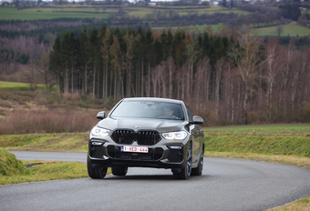 BMW X6 30d : sur les traces du X5 #1