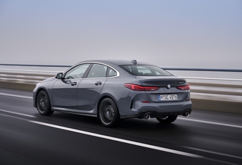 BMW 2 Reeks Gran Coupe