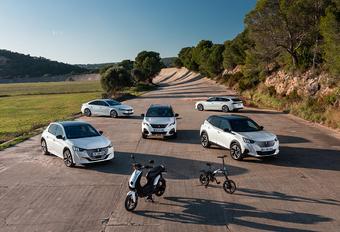 Peugeot 508 SW Hybrid : Wissel op de toekomst #1