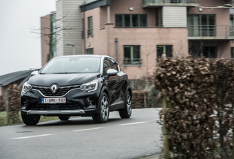 Renault Captur 1.3 TCe 130 : Gesmaakte cocktail #1