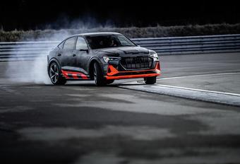 Audi E-Tron S Sportback (2020) – Prototypetest #1