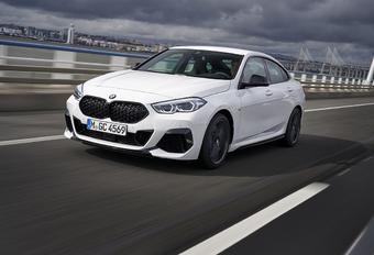 BMW 2-Reeks Gran Coupé : Afleidingsmanoeuvre #1