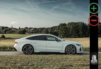 Que pensez-vous de l'Audi RS 7 Sportback? #1