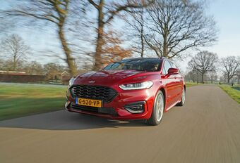 Ford Mondeo Clipper HEV : Papy a raison #1