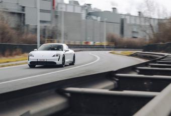 Porsche Taycan Turbo S : Porsche avant tout #1