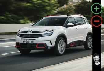 Wat vind ik van de Citroën C5 Aircross? #1