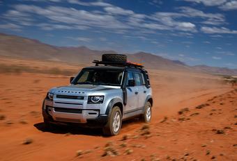 Land Rover Defender : dans le bain #1