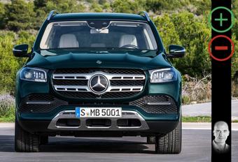 Que pensez-vous du Mercedes GLS 350d? #1