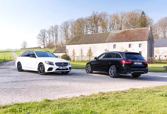Mercedes-Hybrides benzine of diesel #1