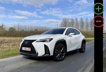 Wat vind ik van de hybride Lexus UX? #1