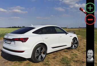 Wat vind ik van de Audi E-tron Sportback? #1