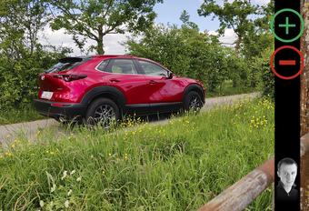 Wat vind ik van de Mazda CX-30 met Skyactiv-X? #1
