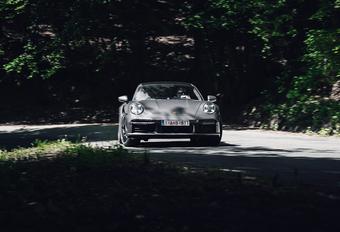 Porsche 911 Turbo S : toujours plus fort #1