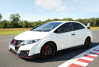 ESSAI VIDEO : Honda Civic Type R #1