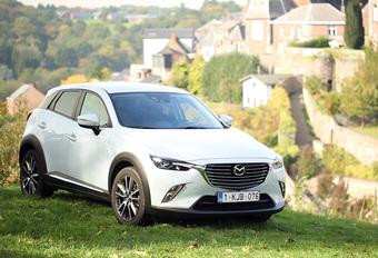 Mazda CX-3: le bon atout #1