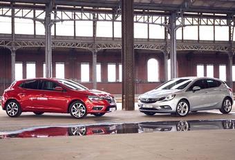 Comparatif : Opel Astra vs Renault Mégane (2016) #1