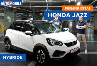 Le Moniteur Automobile a testé la nouvelle Honda Jazz Hybrid. Découvrez notre reportage !