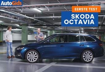 AutoGids test de nieuwe Skoda Octavia Combi. Bekijk de video!