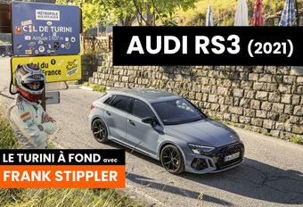 Une voiture à quatre roues motrices. Un pilote de course professionnel. Et un col de montagne difficile. Nous nous sommes placés aux côtés de Frank Stippler et avons pris d'assaut le légendaire Col de Turini avec la nouvelle Audi RS 3 Sportback Quattro. Découvrez la vidéo.