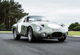 Aston Martin DP215 : un bijou aux enchères #1