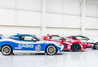 Met drie speciale Heritage Le Mans Editions op basis van de GT86 telt Toyota af naar de 24 Uur van Le Mans, een race die ze dit jaar eindelijk eens zou gaan winnen.