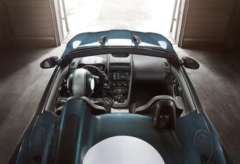 Jaguar ging op zoek naar de optimale zithouding en kwam met deze oplossing. Bekijk de video.