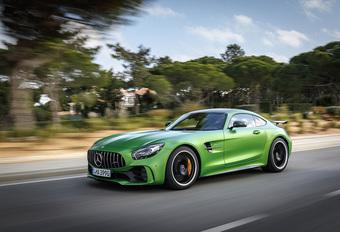 We kunnen ons geen betere plaats bedenken dan het circuit van Portimao om de Mercedes-AMG GT R eens flink over onze knie te leggen. Dit is ons soort groene wagen.