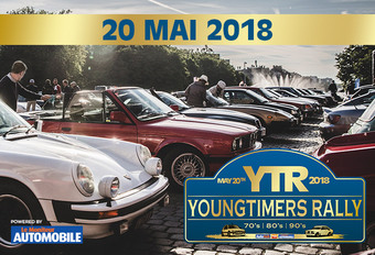 Youngtimers Rally 2018 - Pré-inscriptions #1