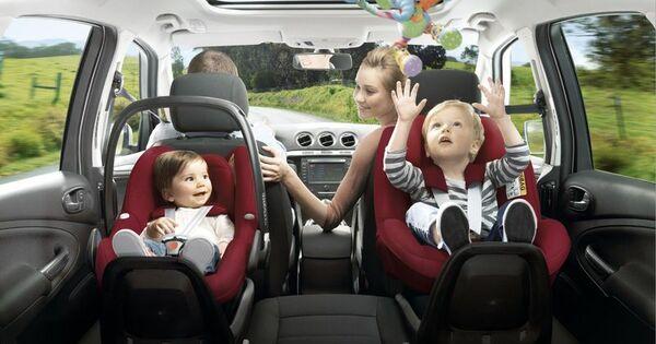 Kinderzitjes En Kinderen In De Auto Autogids