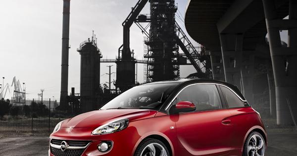 Zonder Eva Opel Adam Autowereld