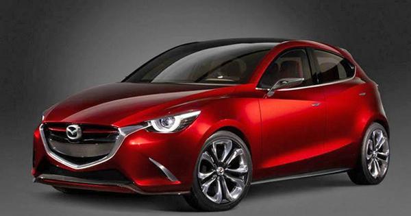 Hazumi Wordt Nieuwe Mazda 2 Update Autowereld