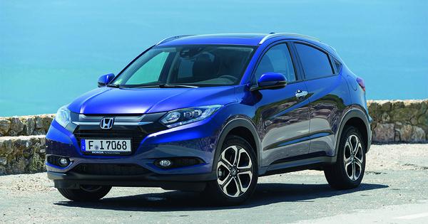 Test Wegtest Honda Hr V 1 6 I Dtec 2015 Autowereld