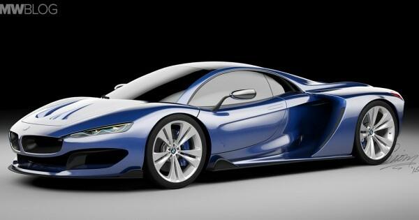 Bmw En Mclaren Bouwen Nieuwe Supercar Autowereld