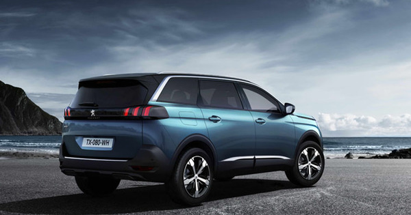 Saloncondities Peugeot 2018 Autowereld