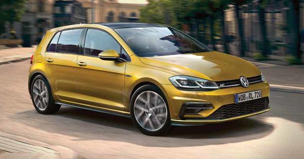 Saloncondities Volkswagen Autowereld