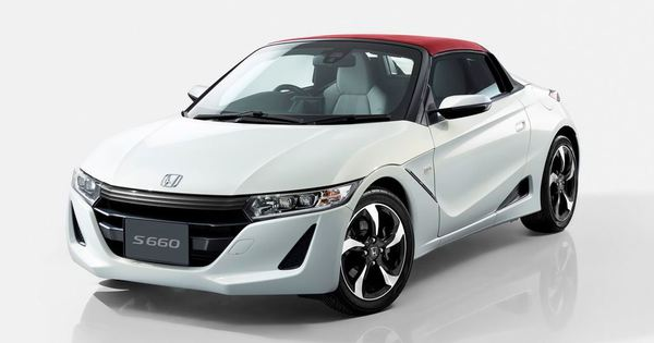 honda s660 petit cabrio pour le japon moniteur automobile. Black Bedroom Furniture Sets. Home Design Ideas