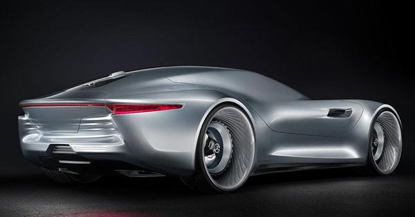 Mercedes Sl Pure Concept Autowereld