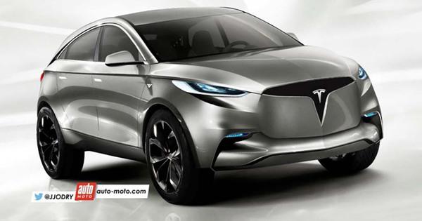 Tesla Model Y Een Compacte Suv Voor 2018 Autogids