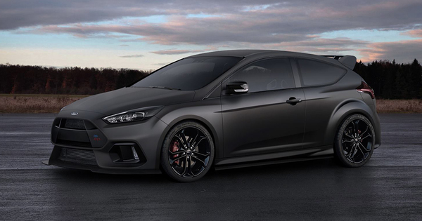 2017 Ford Focus Rs500 Autowereld