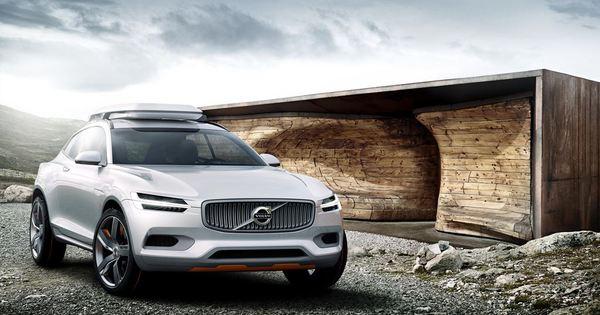 Volvo Xc40 Een Kleine Plug Inhybride Suv Voor 2018