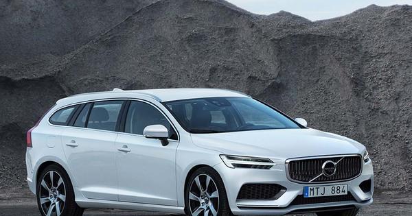 Volvo Nieuwigheden 2016 2018 V90 V40 Xc40 S60 V60