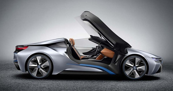 bmw i8 spyder oui mais d abord l i5 moniteur automobile. Black Bedroom Furniture Sets. Home Design Ideas